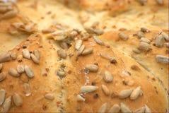 поднимающее вверх хлеба близкое Стоковые Изображения RF