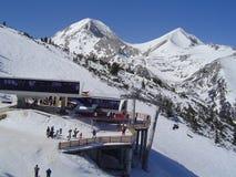 поднимите лыжу Стоковая Фотография