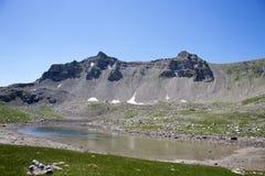 поднос места lignin озер Франции стоковое изображение rf