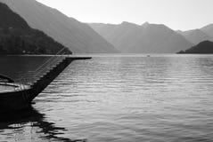 подныривание доски Стоковое Фото
