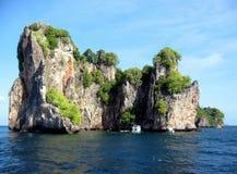 подныривание Таиланд Стоковое фото RF