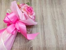 Поднял - цветок Стоковое Изображение RF