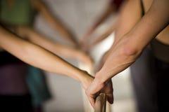 подогрев балета стоковая фотография