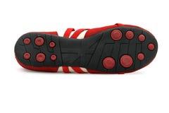 подошва ботинка танцульки Стоковое Изображение