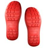 подошва ботинка Стоковое Фото