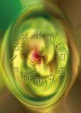 подписывает зодиак Стоковые Фотографии RF