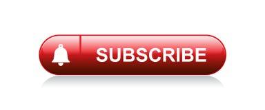 Подпишитесь теперь кнопка колокола бесплатная иллюстрация