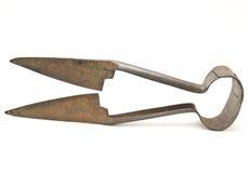 подрежа ножницы Стоковые Фотографии RF