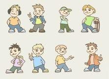подростки Стоковые Изображения