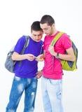 подростки стоковые фото