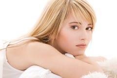 подростковое девушки симпатичное стоковые фото