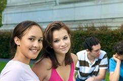 подросток девушок Стоковая Фотография RF