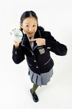подросток изображения Стоковое Изображение RF