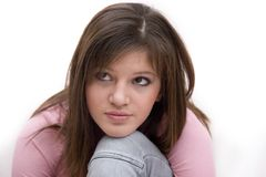 подросток Стоковое фото RF