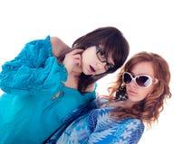 подруги 2 детеныша Стоковое Изображение RF