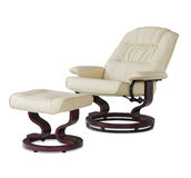 подставка для ног кресла Стоковая Фотография