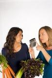 Подсчитывать калории стоковые изображения