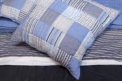 подушка конструкции цвета Стоковое фото RF