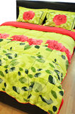 подушки кровати Стоковое Изображение