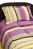 подушки кровати Стоковое Фото
