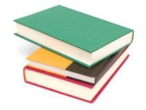 подчиненные учебники стоковые фотографии rf