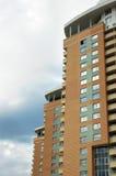 подъем зданий высоко новый урбанский Стоковое фото RF