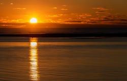 Подъем и блеск, яркий, красивый новый день стоковое изображение rf