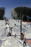 Подъем лыжи Стоковые Фотографии RF