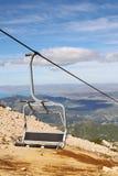 подъем стула Стоковое фото RF