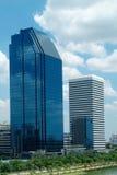 подъем 2 высшей должности зданий Стоковые Фото