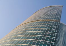 подъем moscow города здания высокий Стоковые Фото