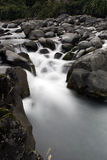 под водопадом бассеина Стоковое Фото