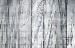 Под конструкцией. Текстура старого фасада здания Стоковые Изображения RF