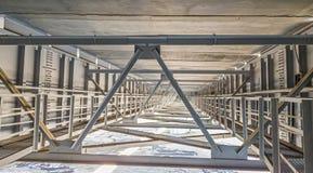 Под мостом стоковые фото