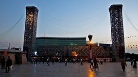 Под открытым небом мечеть видеоматериал