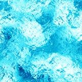Под предпосылкой конспекта воды со льдом Стоковое Фото