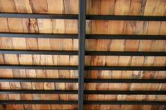 Под структурой крыши стоковые изображения rf