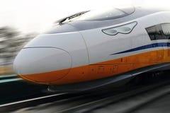 поезда пули Стоковое Изображение RF