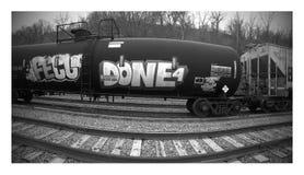 поезда Стоковое Фото