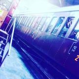 поезда Стоковые Изображения