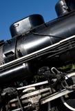 поезд боилера Стоковое фото RF