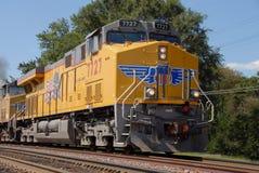 поезд двигателя Стоковое Изображение