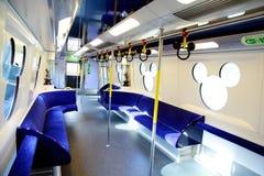 поезд Дисней Стоковые Изображения RF