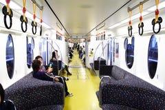 поезд Дисней Стоковые Фото