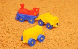 поезд игрушки Стоковые Изображения RF