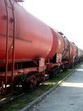 поезд индустрий стоковое изображение