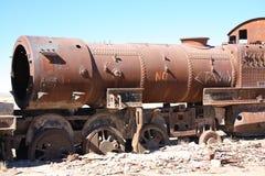 поезд кладбища стоковые фотографии rf