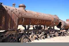 поезд кладбища стоковое фото rf