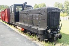 Поезд к Гулагу Стоковое Изображение