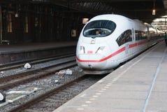 поезд льда Стоковая Фотография RF